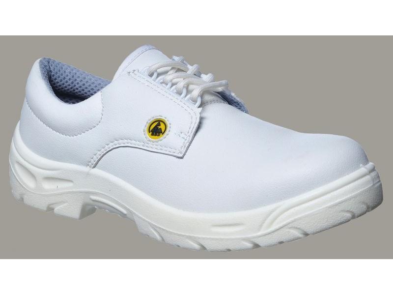 FC01 ESD S1 félcipő fehér