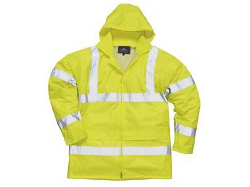 H440 Jól láthatósági esődzseki sárga
