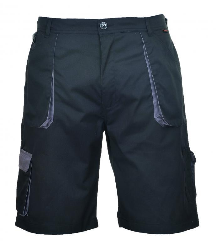 TX14 Texo rövidnadrág, fekete