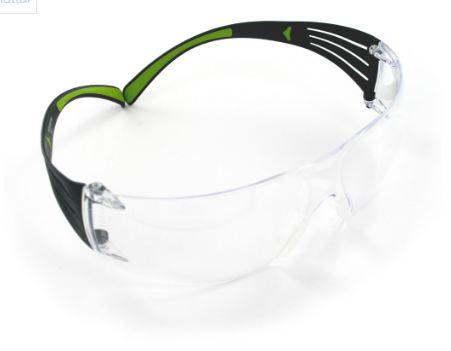 3M SF401AF víztiszta szemüveg