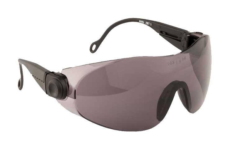 PW11 Levo védőszemüveg füstszínű