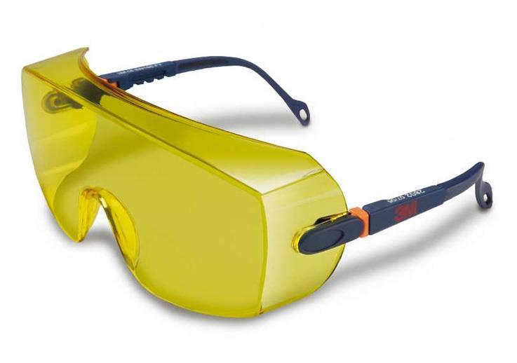 3M 2802 sárga szemüveg