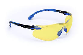 3M S1103 SOLUS1000 sárga szemüveg
