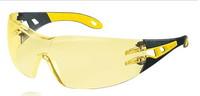U9192.385 UVEX PHEOS sárga szemüveg