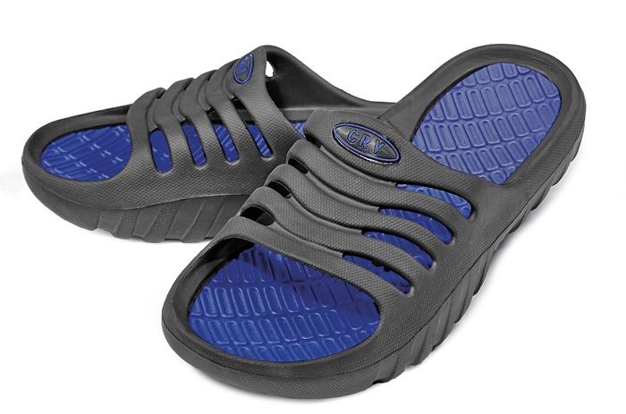 SENNEN MAN papucs kék