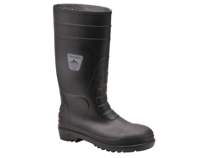 FW95 Total S5 csizma fekete