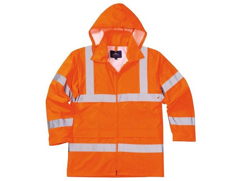 H440 Jól láthatósági esődzseki narancs