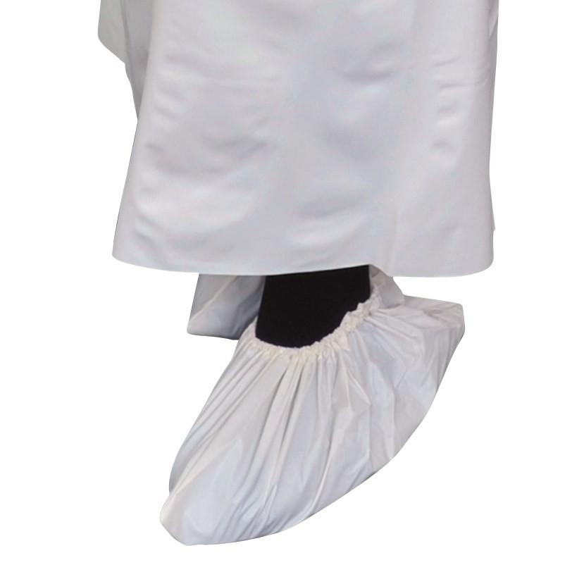D340 cipővédő fehér