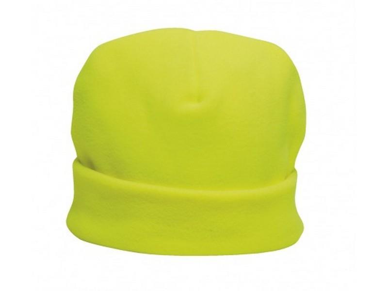 HA10 Polár sapka Thinsulate béléssel sárga
