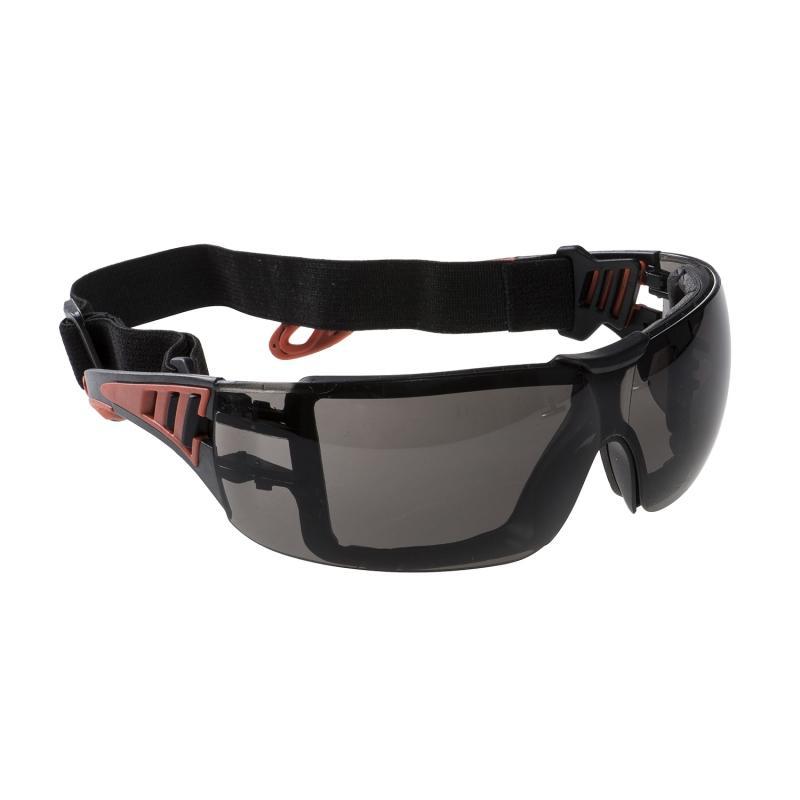 PS11 Tech look plus szemüveg füstszínű