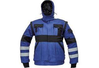 MAX WINTER RFLX téli dzseki kék/fekete
