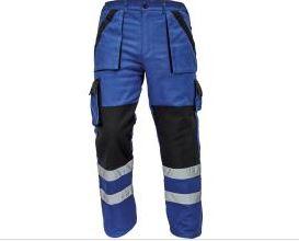 MAX WINTER RFLX téli nadrág kék/fekete