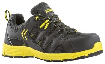 MOVE S3 alumínium lábujjvédős cipő sárga