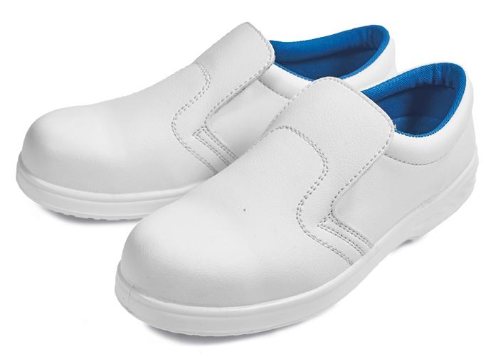 RAVEN S2 bebújós cipő fehér