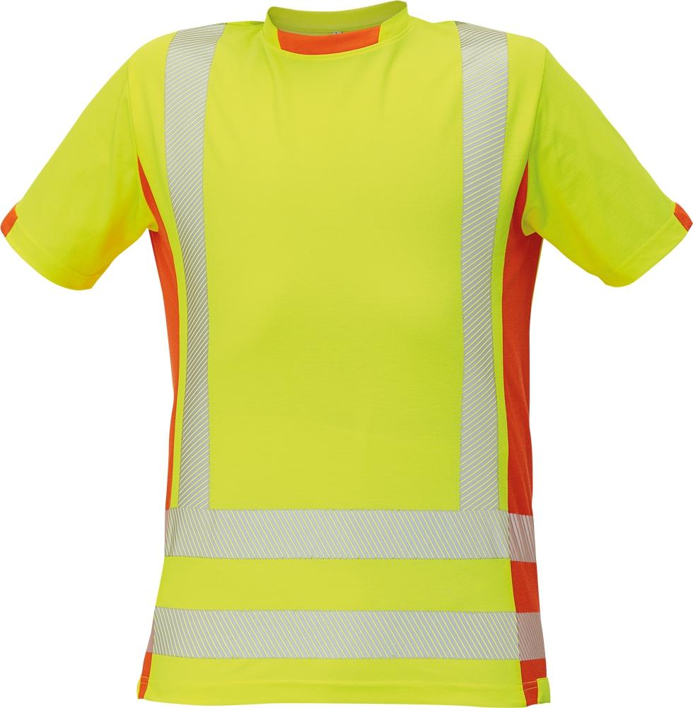 LATTON HV póló sárga/narancssárga