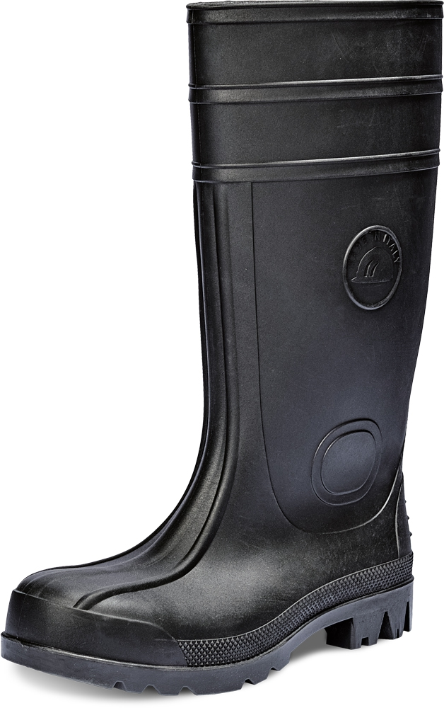 BC SAFETY S5 csizma fekete