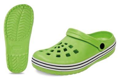 NIGU papucs zöld
