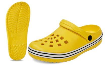 NIGU papucs sárga