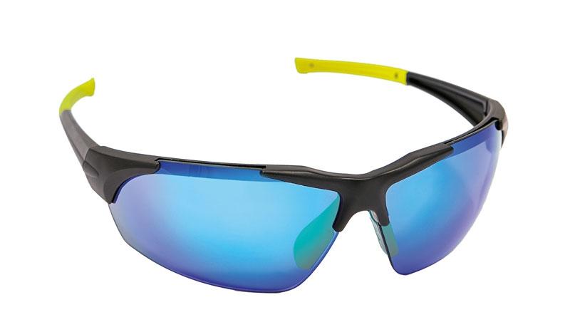 HALTON kék tükrös szemüveg