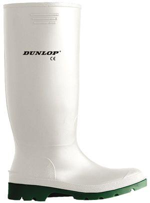 DUNLOP Pricemastor (380BV) Fehér PVC csizma