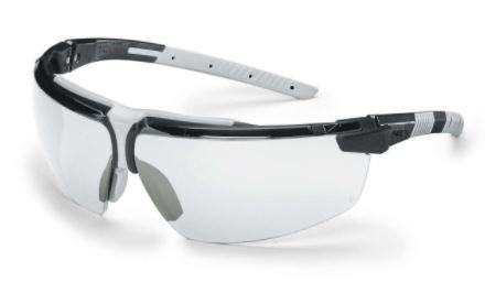 U9190.280 UVEX I-3 víztiszta szemüveg