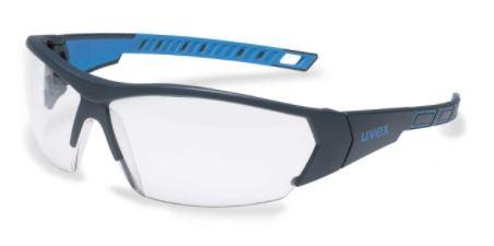 U9194.171 UVEX I-WORKS víztiszta szemüveg