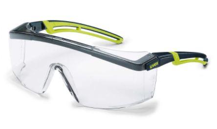 U9164.285 UVEX ASTROSPEC 2.0 víztiszta szemüveg