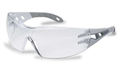 U9192.215 UVEX PHEOS víztiszta szemüveg