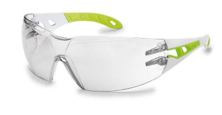 U9192.725 UVEX PHEOS S víztiszta szemüveg