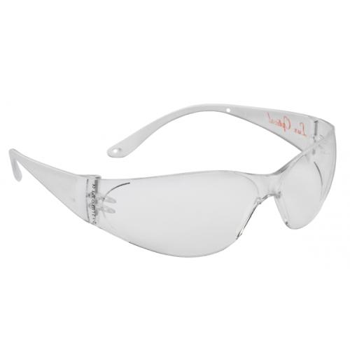 60558 POKELUX víztiszta szemüveg, kis méret