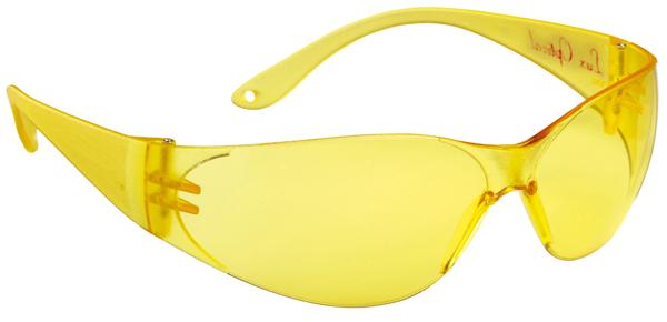 60556 POKELUX sárga szemüveg