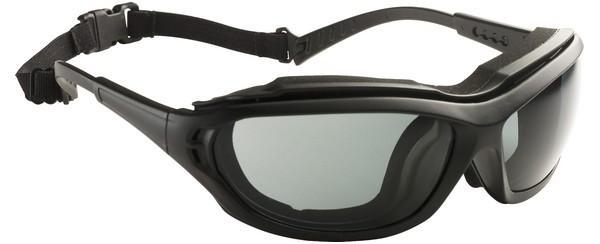60973 MADLUX füstszínű, páramentes szemüveg