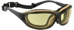 60976 MADLUX sárga szemüveg