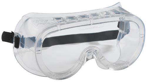 60610 LABOLUX víztiszta, páramentes, vegyszerálló szemüveg