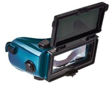 60818  FERLUX felhajtható 50x105 hegesztő szemüveg