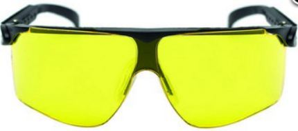 3M 13228 MAXIM BALLISTIC sárga lövész szemüveg
