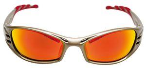 3M 71502 FUEL tükrös narancs szemüveg